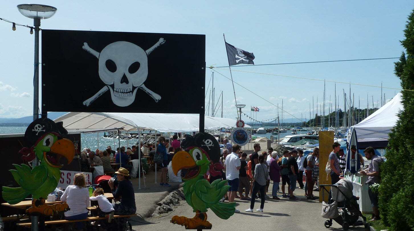 Fete des pirates